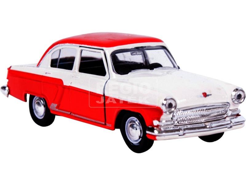 Fém autó 1:43, Volga két színű