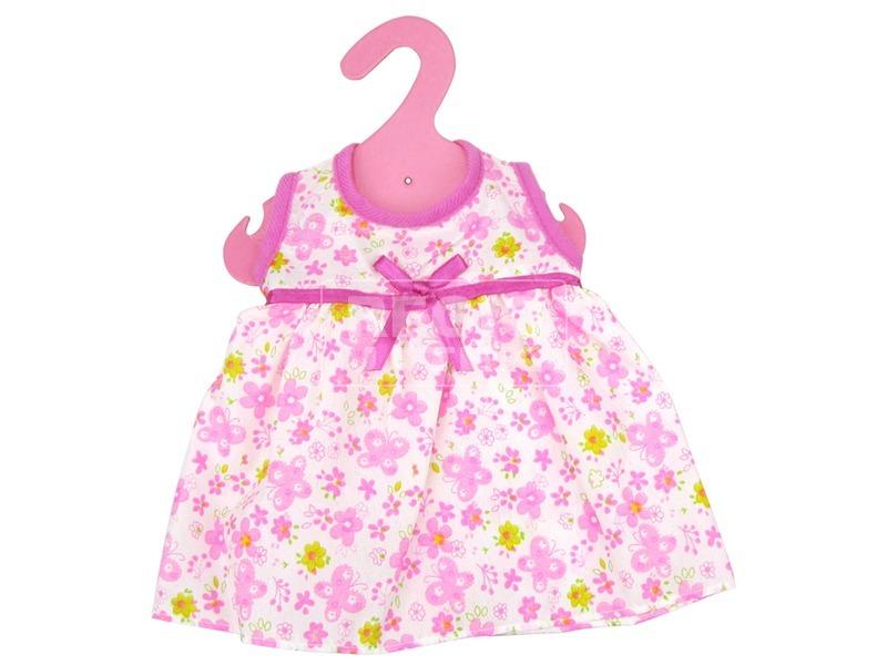Baba nyári ruha 46 cm-es babához