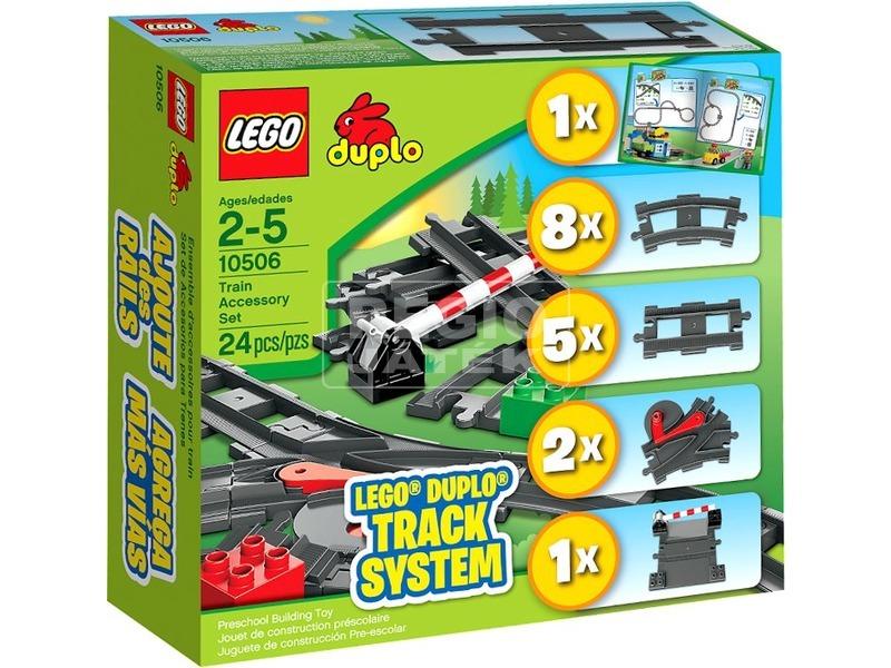 LEGO DUPLO Vasút kiegészítő készlet 10506