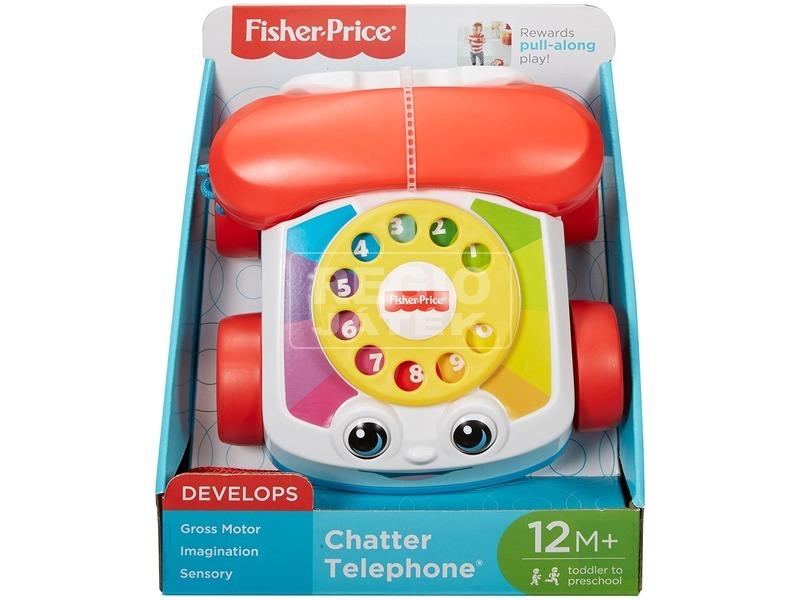 Fisher-Price fecsegő telefon
