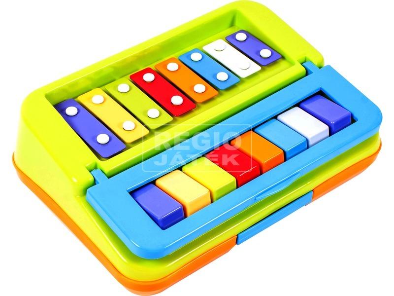 Xilofon és zongora 2 az 1-ben