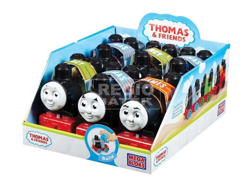 Mega Bloks Thomas építhető mozdony - többféle
