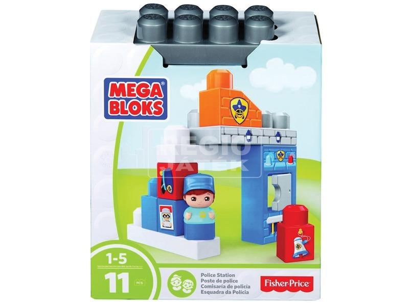 Mega Bloks mini játékkészlet - többféle