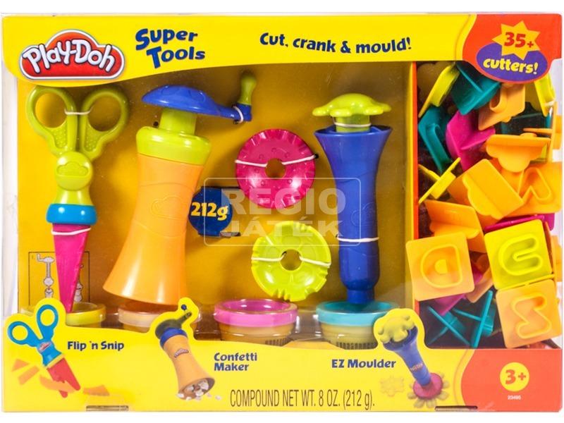 Play-Doh gyurma szerszámkészlet