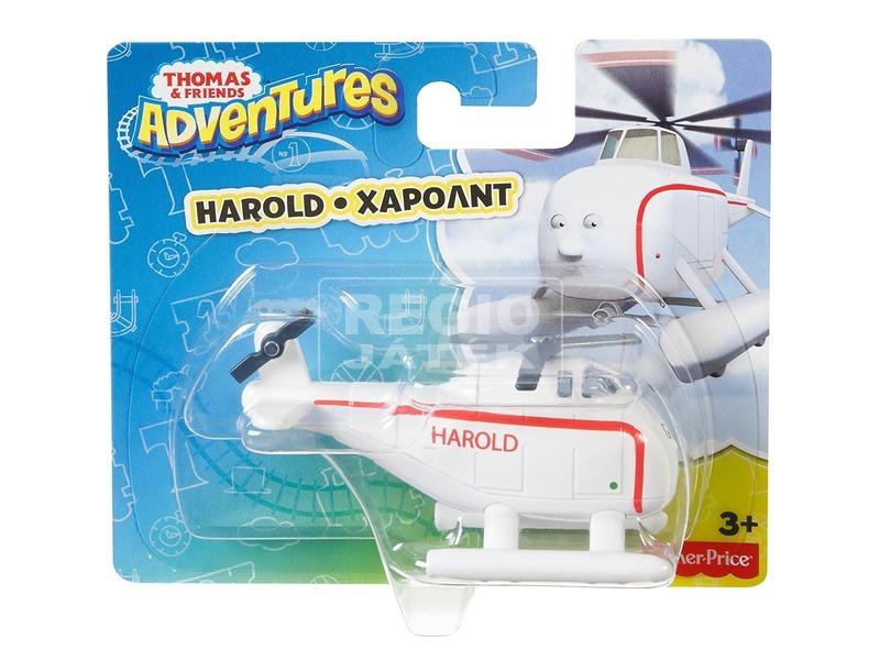 Thomas Adventures Harold helikopter