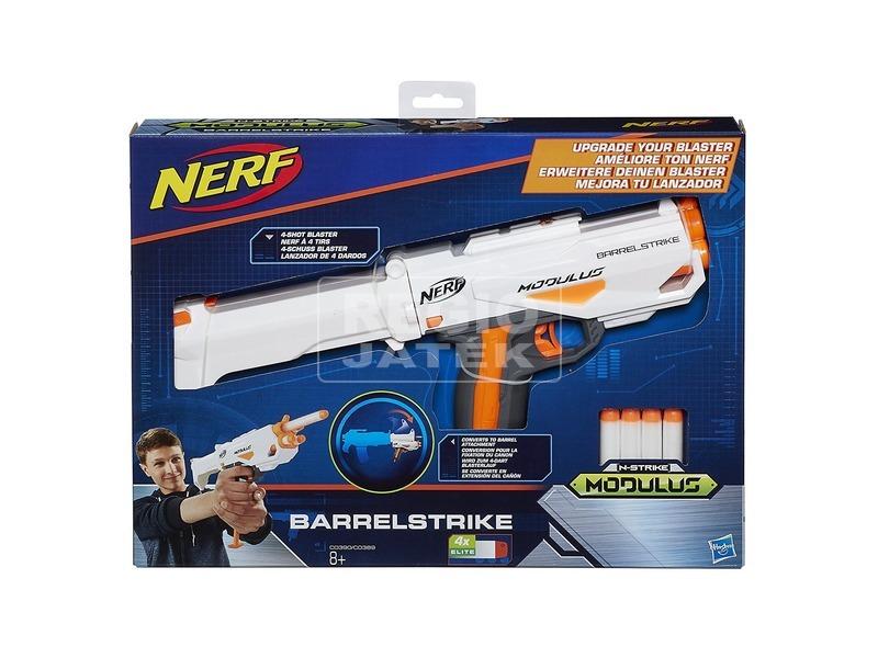 kép nagyítása NERF Modulus szivacslövő fegyver - többféle