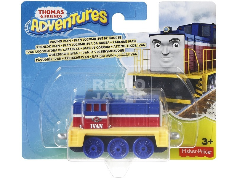 Thomas Adventures Ivan mozdony