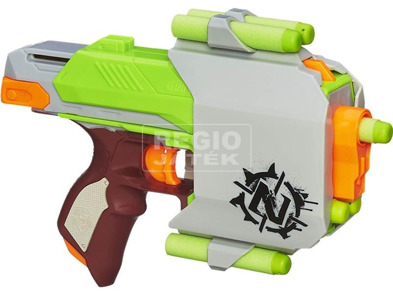 kép nagyítása NERF Zombiestrike Sidestrike szivacslövő fegyver