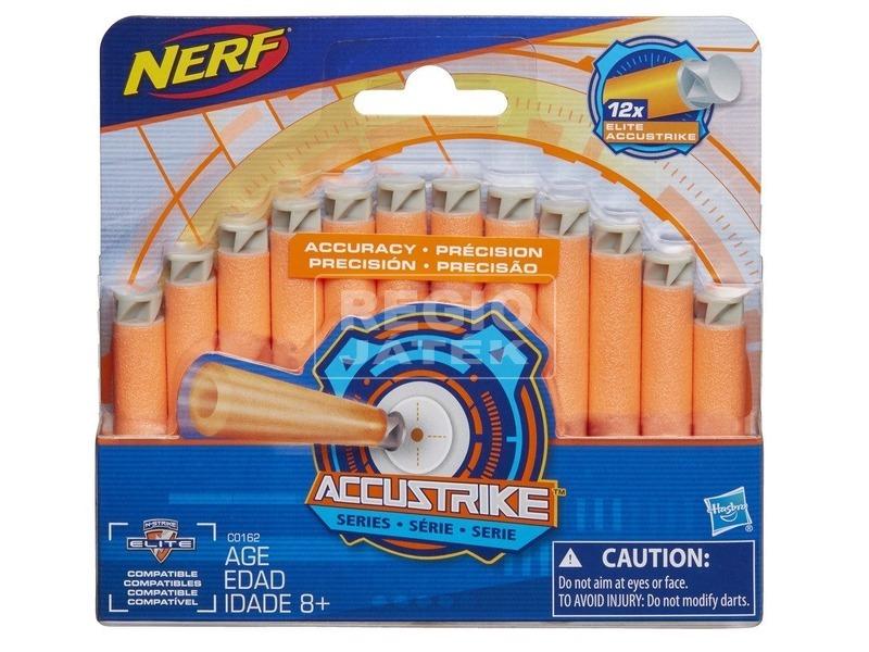 NERF Accustrike 12 darabos utántöltő