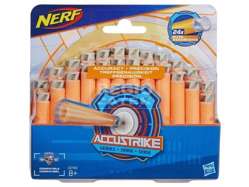 NERF N-Strike ELITE Accustrike lövedék - 24 darab