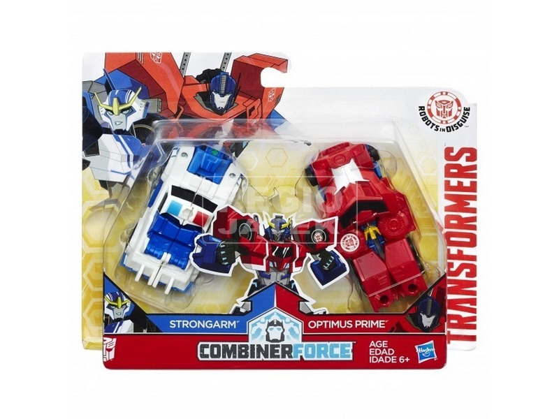 Transformers Combiner 2 darabos - 10 cm, többféle
