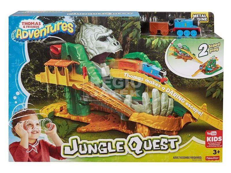 Thomas Adventures dzsungel pálya