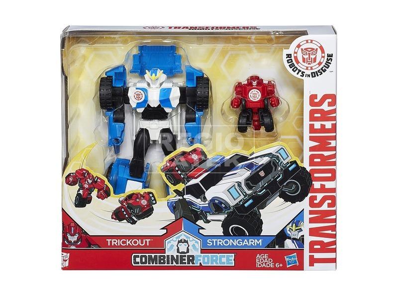 kép nagyítása Transformers Activator robot - 15 cm, többféle
