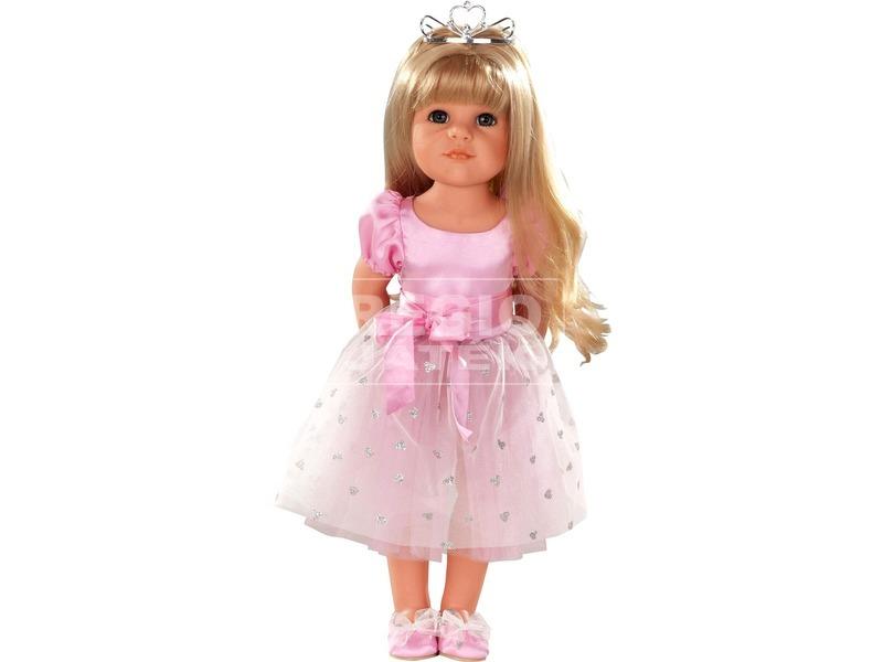 Götz: hercegnő Hannah szőke hajú baba - 50 cm