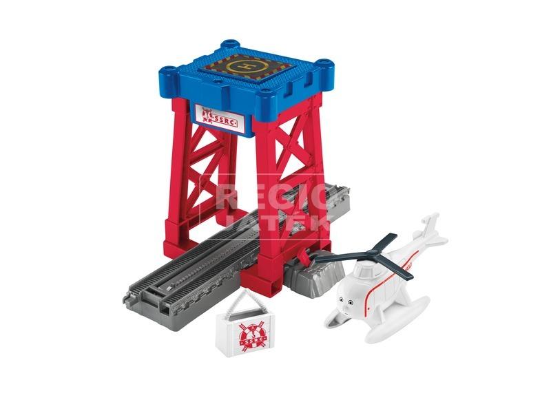 kép nagyítása Thomas Trackmaster mentőállomás - többféle