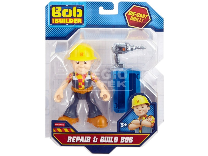 Bob, az építőmester: Mini figurák DHB
