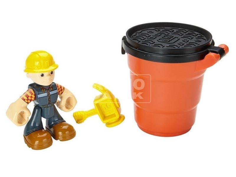 kép nagyítása Bob az építőmester homokozó készlet