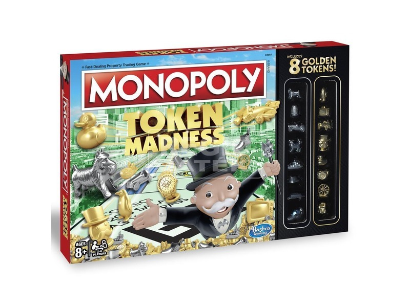 Monopoly Bábu őrület C