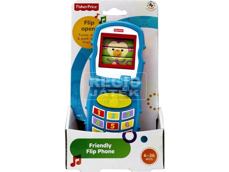 Fisher-Price kukucs telefon