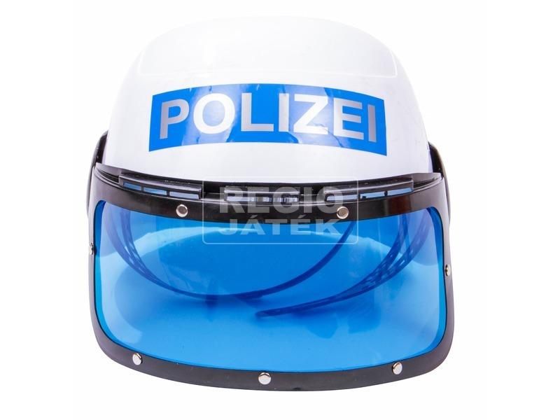 kép nagyítása Rendőr sisak