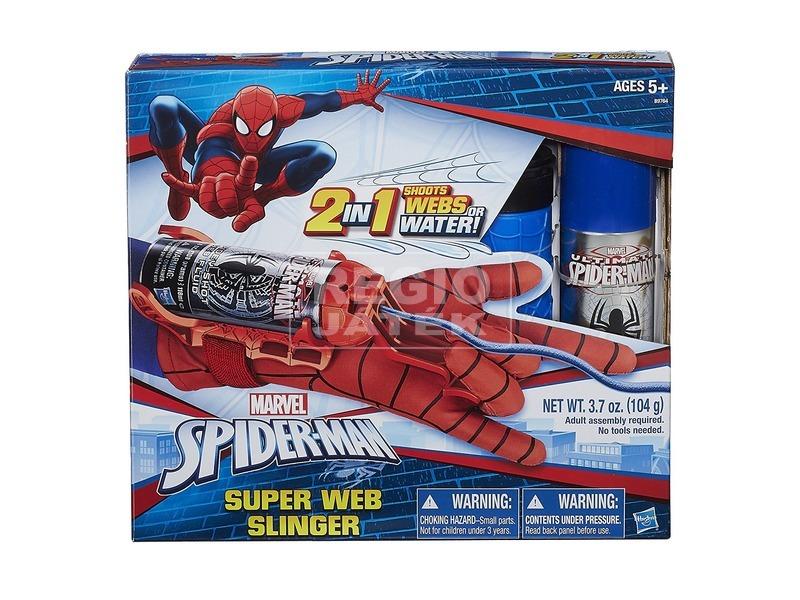 Pókember hálóvető kesztyű - univerzális méret