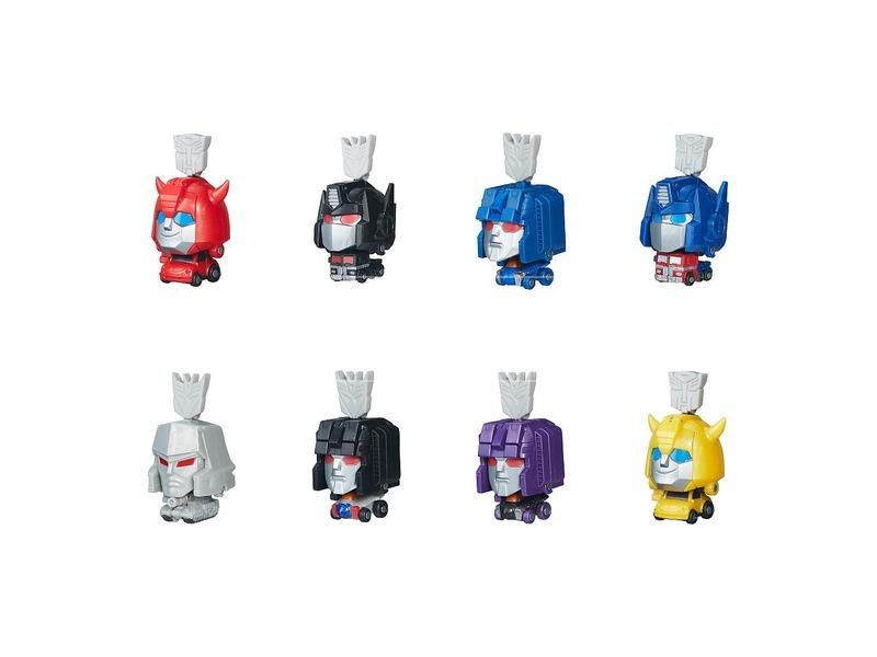 Transformers Erőharcos meglepetés csomag