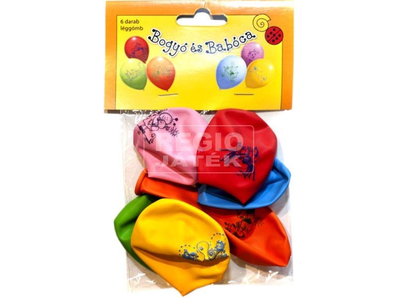 Bogyó és Babóca színes léggömb csomag