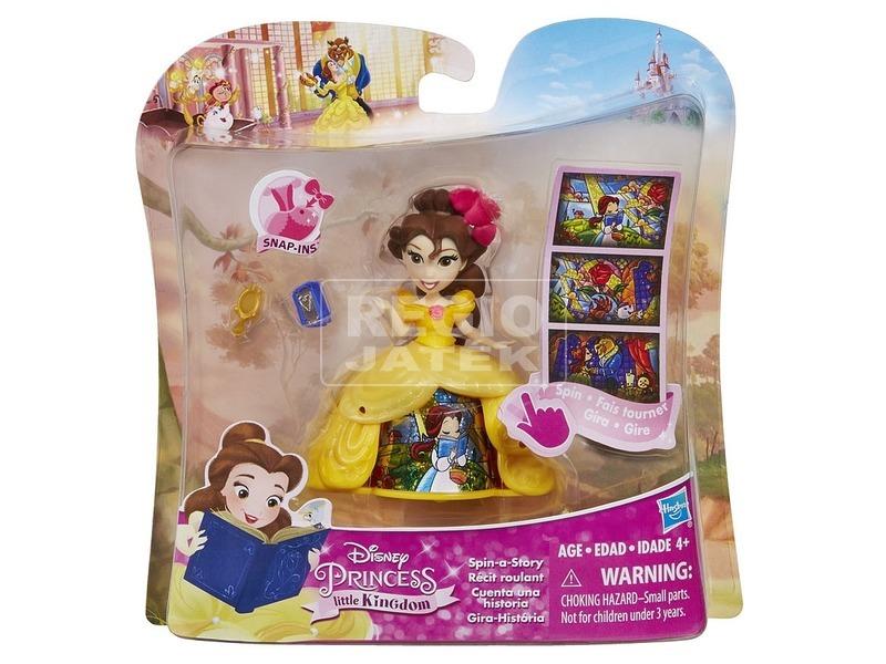 Disney hercegnők átalakuló mini baba - többféle