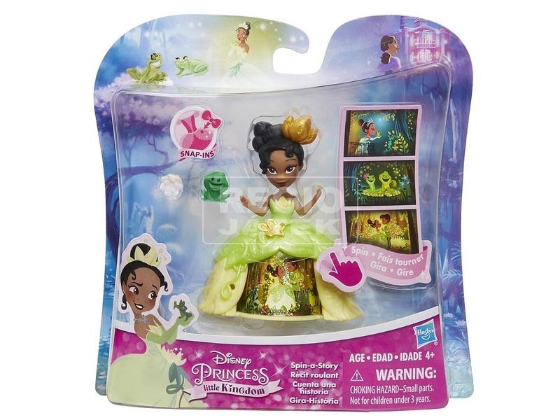 kép nagyítása Disney hercegnők átalakuló mini baba - többféle