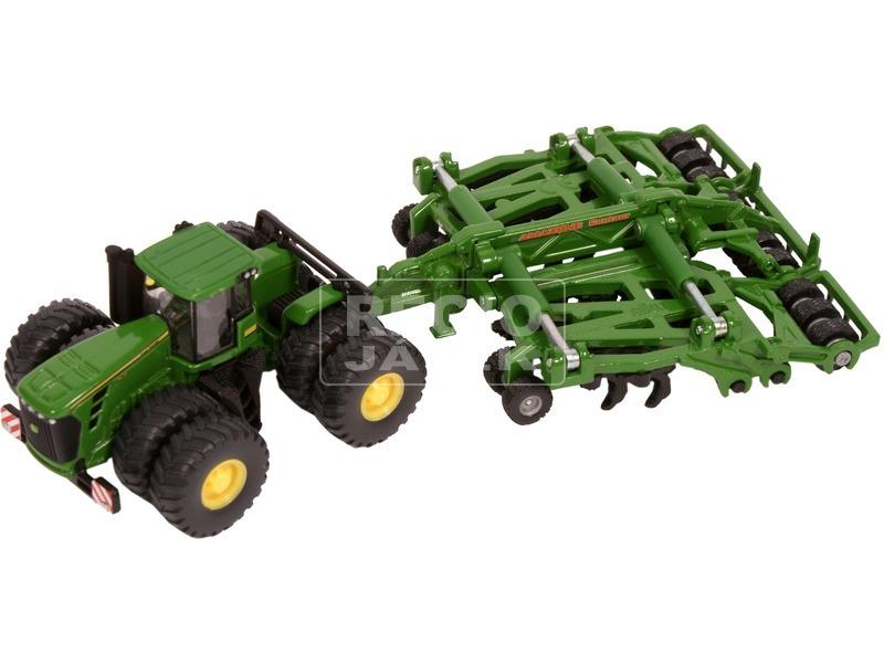 kép nagyítása Siku: John Deere 9630 traktor Amazone Centaur utánfutóval 1:87