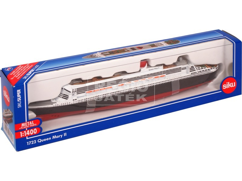 Siku: Queen Mary II óceánjáró hajó 1:1400