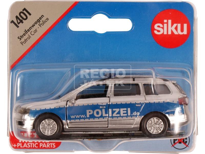 Siku: Volkswagen rendőrautó 1:55 - többféle