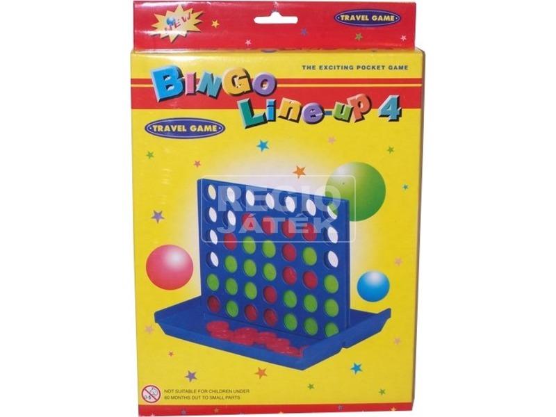 Bingo - 4 a nyerő társasjáték