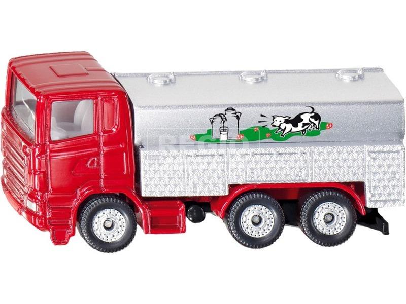 Siku: tejszállító teherautó 1:87