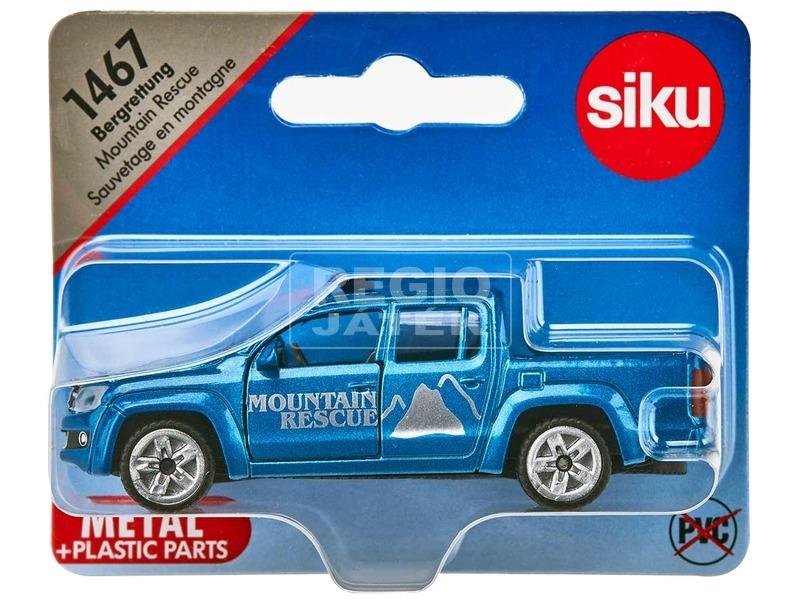 kép nagyítása SIKU Volkswagen platós kisteherautó 1:87 - 1467