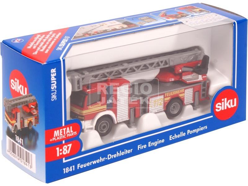 Siku: Mercedes-Benz tűzoltóautó 1:87