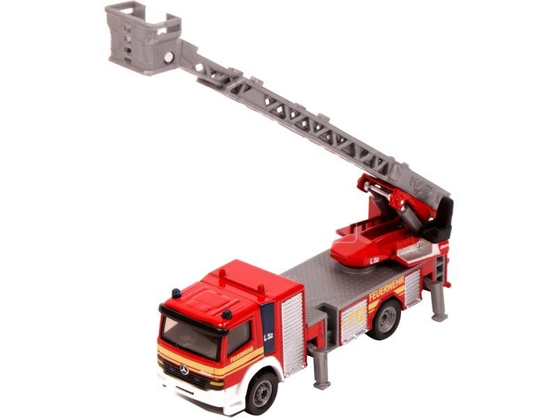 kép nagyítása Siku: Mercedes-Benz tűzoltóautó 1:87