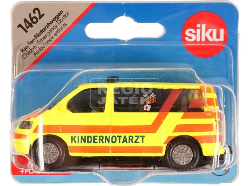kép nagyítása Siku Volkswagen gyerekmentő 1:87 - 1462