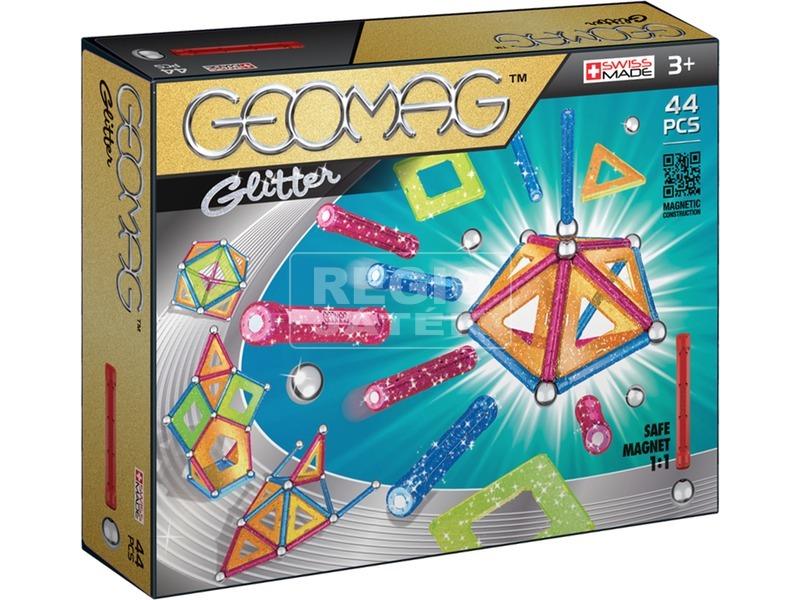 Geomag Glitter Panels 44 darabos készlet