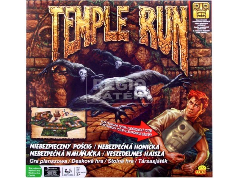 Temple Run - Veszedelmes hajsza társasjáték