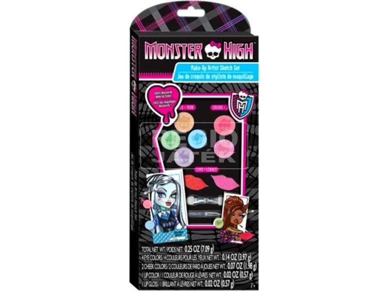 Monster High: smink készítő készlet