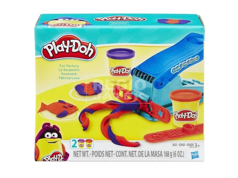 Play-Doh mókagyár gyurmakészlet