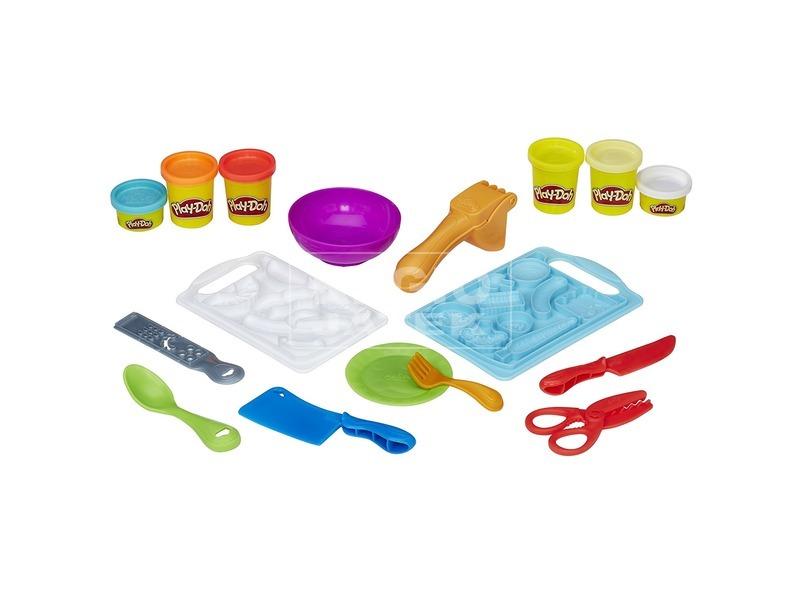 kép nagyítása Play-Doh szeletelő gyurmakészlet