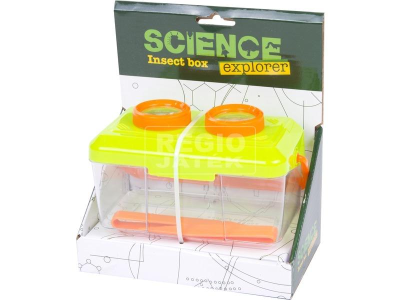 Bogárgyűjtő doboz 2 kiegészítővel