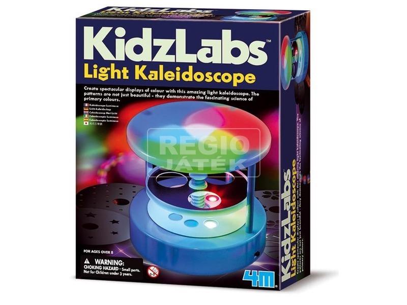 4M világító kaleidoszkóp készlet