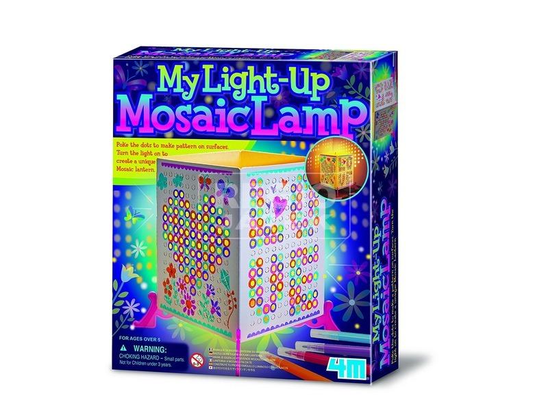 4M mozaik lámpa készlet