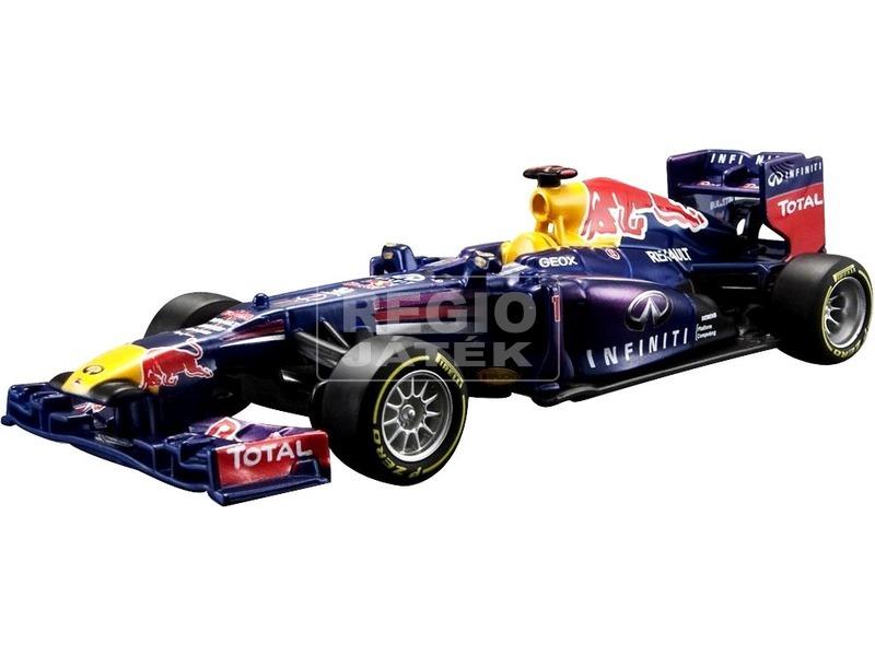 Bburago Red Bull F1 RB9 versenyautó modell 1:64