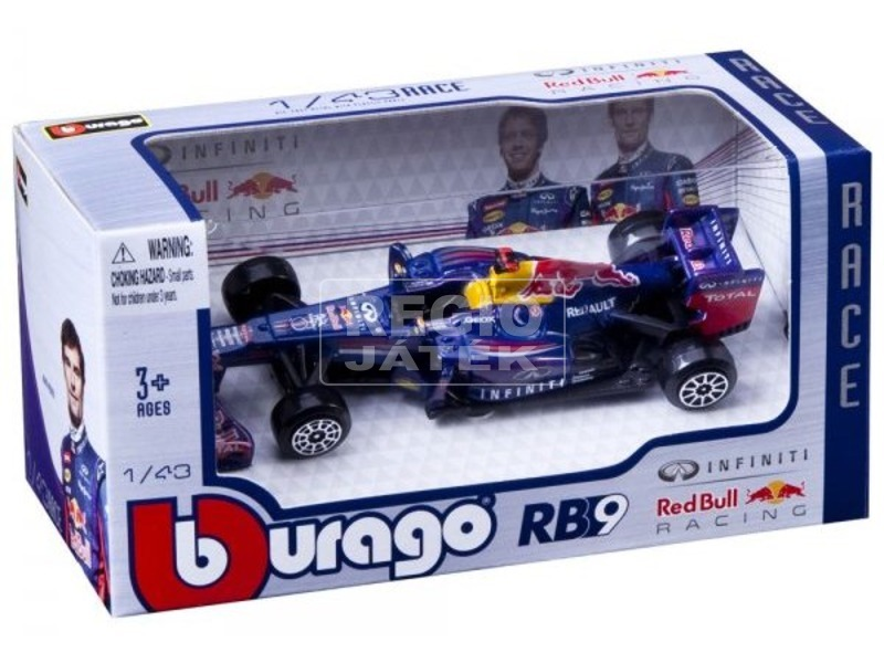 BBurago Red Bull RB