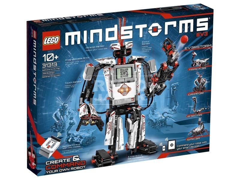 LEGO® MINDSTORMS EV3 31313