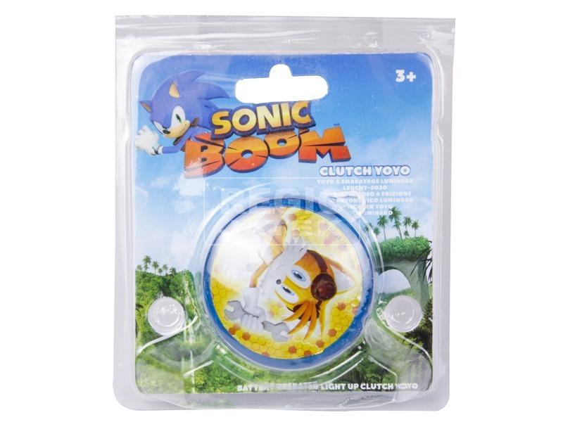 kép nagyítása Sonic Boom világító yoyo - többféle
